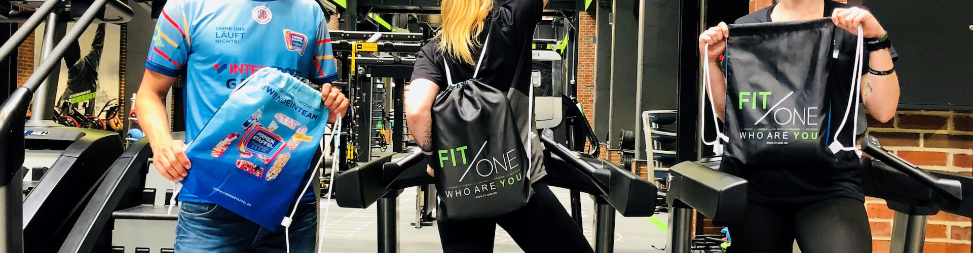 FIT/ONE ist Partner der Firmenstaffel